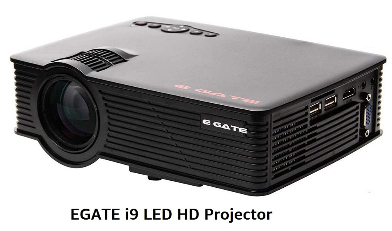EGATE i9 LED HD PROJECTOR (Black)