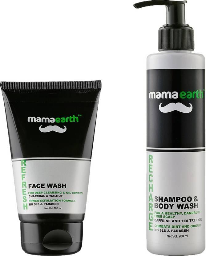 Mamaearth Men's Refresh Oil Control